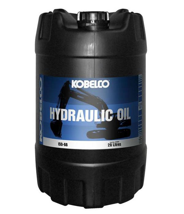 Kobelco Genuine Anti Wear Hydraulic Oil ISO-68