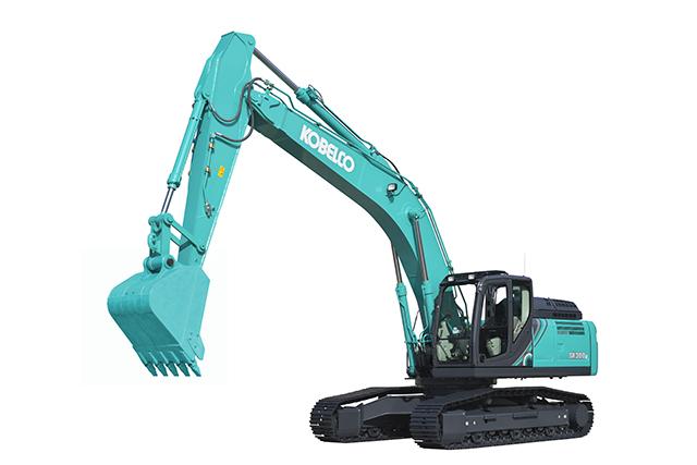 Kobelco Launches 30T Excavator