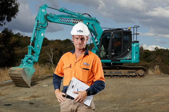 Pro-dig Earthworks talks Fuel