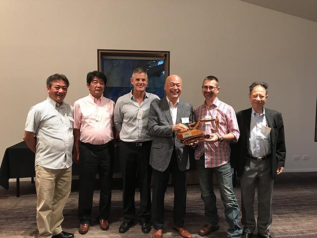 Kobelco 2019 Dealer Conference Event